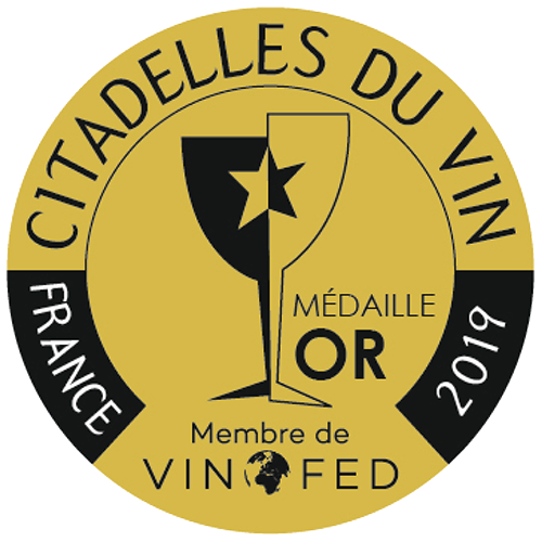 Our <em>Tejoneras</em> Alta Selección 2011 wins a gold in the prestigious <em>Citadelles du Vin</em, in Bordeaux